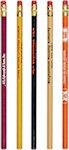Round Pioneer Pencils